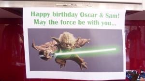 """Yoda Poster"""